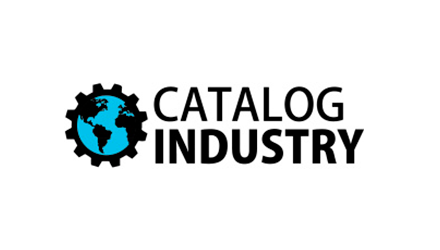 Catalog Industry. Market-place industrial.